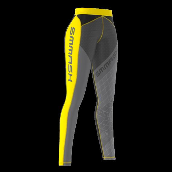 Női hosszú sportnadrág Go Candy Yellow L