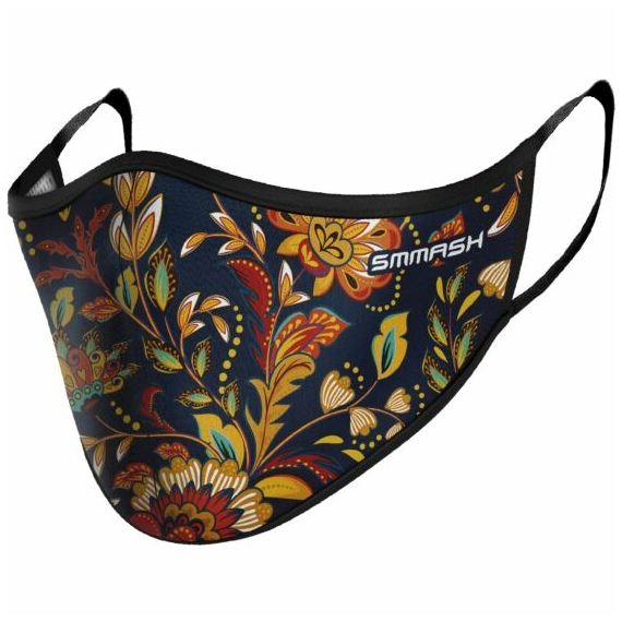 Mask Flowers S/M